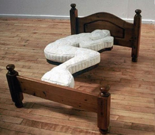 neobichnie krovati1 Самые необычные кровати