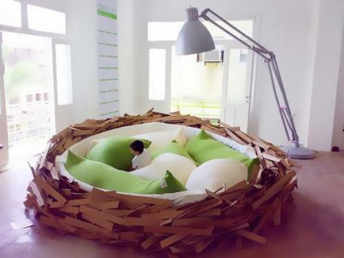 neobichnie krovati3 Самые необычные кровати