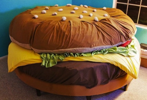 neobichnie krovati5 Самые необычные кровати