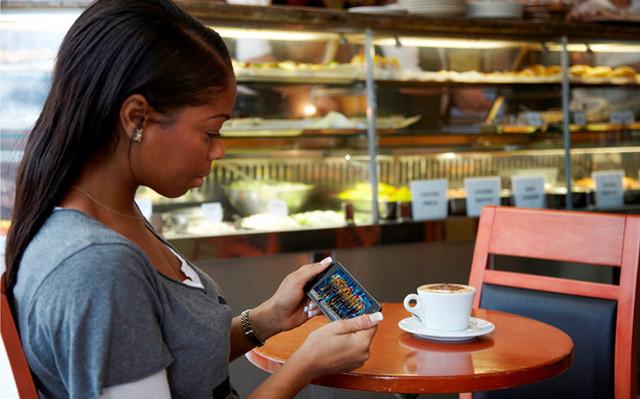 Internet on the go Приложения для поиска ресторана или кафе